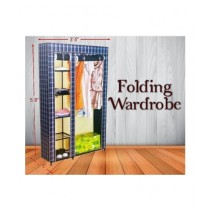 Easy Shop Folding Wardrobe For Bedroom (0305)