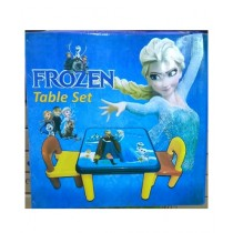 Easy Shop Frozen Table Chair Set