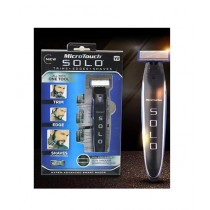 Easy Shop Micro Touch Solo Rechargable Shaver