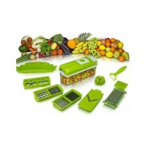 Easy Shop Nicer Dicer Vegetable & Fruit Chopper Green