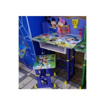 Easy Shop Wooden Table Chair Set For Kids (0159)