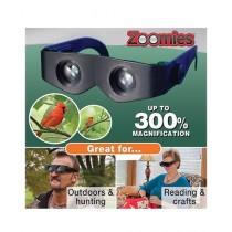 Easy Shop Zoomies Hands Free Compact Binoculars