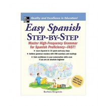 Easy Spanish Step-By-Step Book 1st Edition