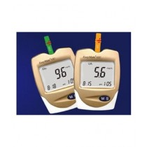 EasyMate 2 In 1 Glucose And Uric Acid Meter