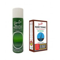 Eden Roc Herbal Shampoo With Hair Tonic Combo Pack