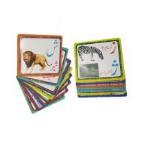 Edukaan Fomic Flash Cards Alif Bay (202607)