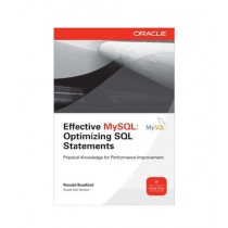 Effective MySQL Optimizing SQL Statements Book 1st Edition