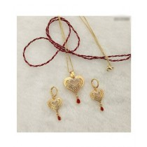 Effy Collections Gold Plated Jewellery Set (DC-164)