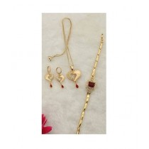 Effy Collections Gold Plated Jewellery Set (DC-167)