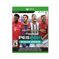 eFootball PES 2021 Season Update Game For Xbox One