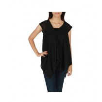 Element Jeans Cotton Knitted Tunic Black (12320070211)