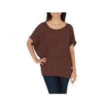 Element Jeans Cotton Plain Tunic Brown (12320070611)