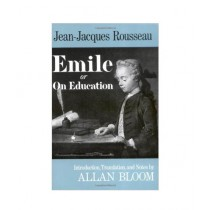 Emile Or On Education Book