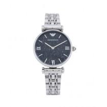 Emporio Armani Analog Women's Watch Silver (AR11091)
