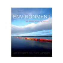 Environment The Science Behind The Stories Book 5th Edition