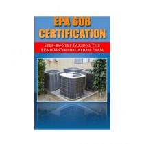 EPA 608 Certification Exam Book