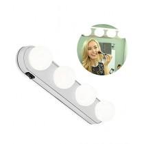 Eshall Silicone Suction Super Bright LED Mirror Light