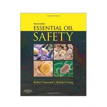 Essential Oil Safety Book 2nd Edition