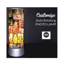 Estore Customized Auto Rotating Digital Lamp