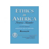 Ethics in America Source Reader Book 2nd Edition
