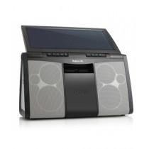 Eton Rukus XL Solar-Powered Wireless Sound System Silver (NRKS300S)