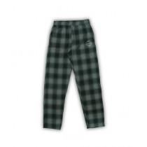 Evenodd Check Trouser For Men Dark Grey (MTR19013)
