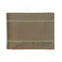 Evenodd Leather Wallet For Men Camel (MAW18055)