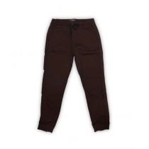 Evenodd Trouser For Men Brown (MTR19009)