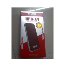 Event Mart United 10000mAh Digital Power Bank Black