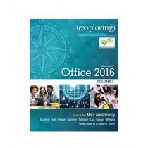 Exploring Microsoft Office 2016 Volume 1 Book