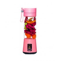 F.A Communications Rechargeable Juicer Blender Pink