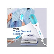F.A Communications Tobi Electric Travel Steamer Blue