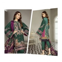 FABULOUS Embroidered Lawn Unstitched For Women (BGH1-0005)