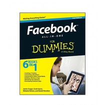 Facebook All-in-One For Dummies Book 2nd Edition