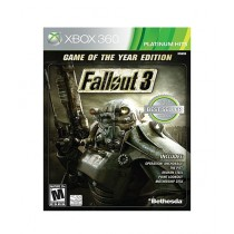 Fallout 3: The Year Edition Game For Xbox 360