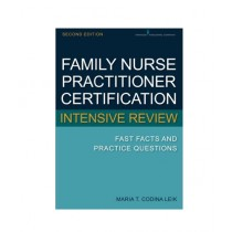 Family Nurse Practitioner Certification Intensive Review Book 2nd Edition
