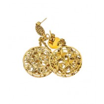 Fanci Mall Earings Golden (ER007)