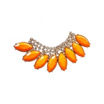 Fanci Mall Earings Orange (ER006)