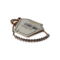 Fanci Mall Fifteen Stone Chain Bracelet (BR036)