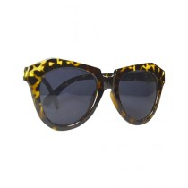 Fanci Mall Reflector Sunglasses For Women Tiger Blue (WS009)