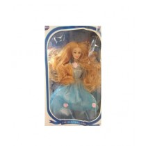Fanci Mall Simple Doll Toys For Girls Blue (TY005-6)