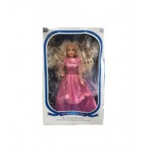 Fanci Mall Simple Doll Toys For Girls Pink (TY005-8)