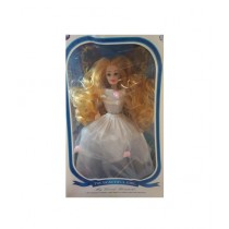 Fanci Mall Simple Doll Toys For Girls White (TY005-7)