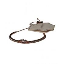 Fanci Mall Stone Crown Bracelet For Women (BR031)