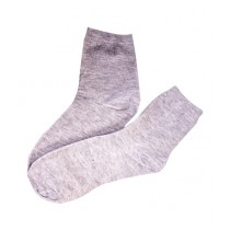 Fanci Mall Winter Warm Cotton Socks - Grey
