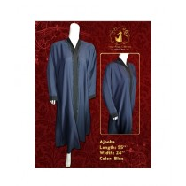 Fancy Ajooba Abaya For Women Blue