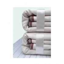 Fashion Club Unstiched Suit For Men White (0006)