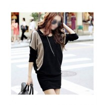 Fashion Style Tops For Women Black