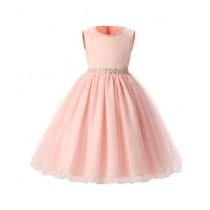 FashionValley Summer Princess Dress For Girls (0134)
