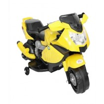 Fastrade Battery Operated Bike For Kids Yellow